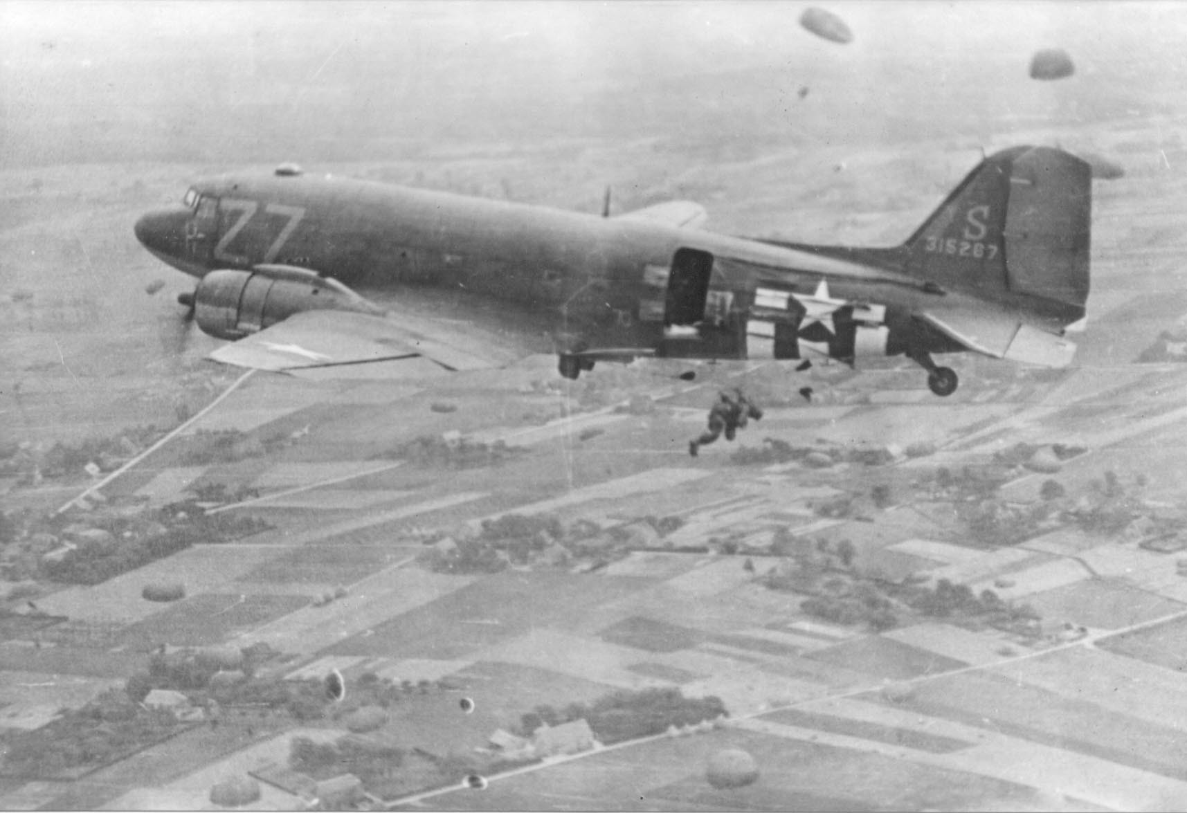 De Amerikanen tijdens Operatie Market Garden Battlefield Tour