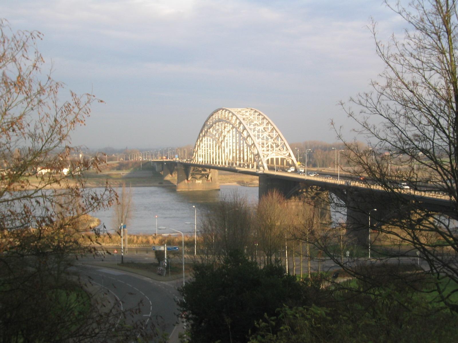 Nijmegen 82ste Airborne – Battlefield Tour